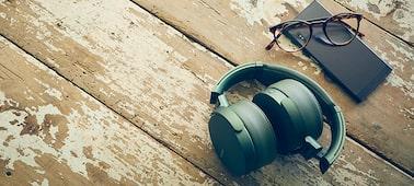 Ảnh của Tai nghe không dây EXTRA BASS™ có công nghệ chống ồn MDR-XB950N1