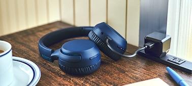Ảnh của Tai nghe không dây Bluetooth WH-XB700