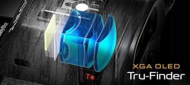 Ảnh của Máy ảnh α7R II trang bị cảm biến ảnh full-frame chiếu sáng sau