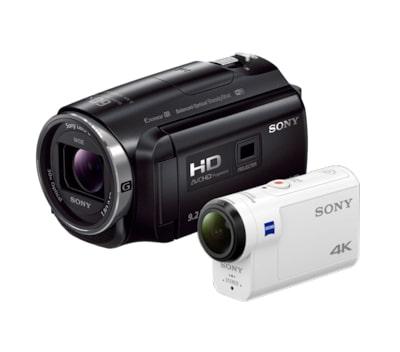 video da videocamera sony handycam