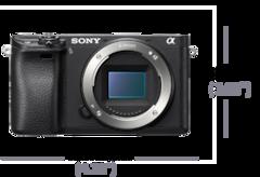 Ảnh của Máy ảnh E-mount α6300 sử dụng cảm biến APS-C