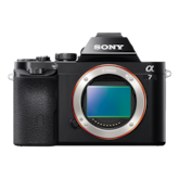 α7 E-mount Camera with Full Frame Sensor