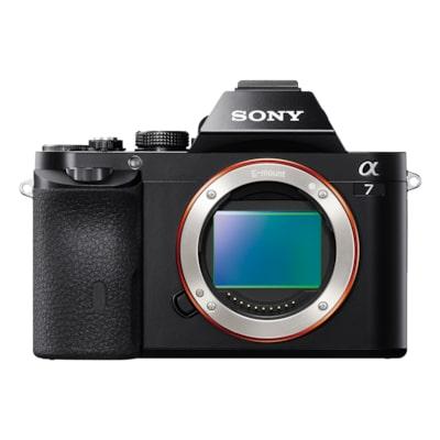 Máy ảnh nhỏ tốt nhất   Máy ảnh không gương lật Full Frame Pro a7   Sony VN