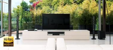 Ảnh của Hệ thống Blu-ray Home Cinema có Bluetooth®