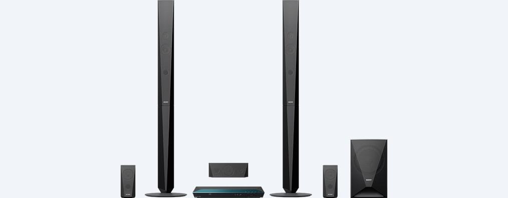 Hình ảnh của Hệ thống Blu-ray Home Cinema có Bluetooth®