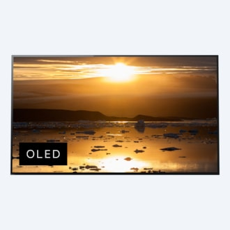 Ảnh của TV OLED 4K HDR A1 có Acoustic Surface™