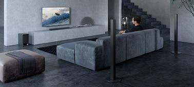 Ảnh của Hệ thống Loa thanh Home Cinema 5.1 kênh, tích hợp Bluetooth® | HT-S700RF