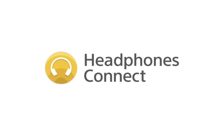 Logo Headphones Connect