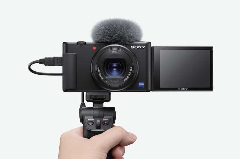 Máy ảnh kỹ thuật số ZV-1   ZV1   Sony VN