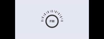 Biểu tượng bộ dò đài FM