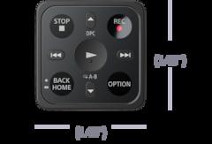 Ảnh của Máy ghi âm kỹ thuật số dòng TX TX800