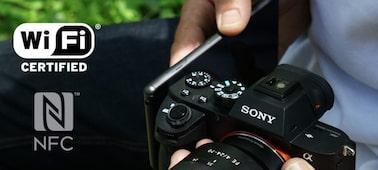 Ảnh của Máy ảnh E-mount α6000 sử dụng cảm biến APS-C