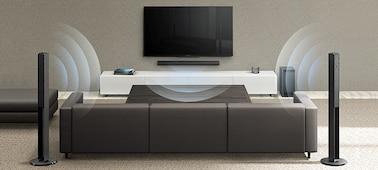 Ảnh của Hệ thống Loa thanh Home Cinema 5.1 kênh