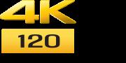 Logo 4k 120