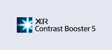 Logo XR Contrast Booster 5