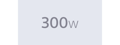 Biểu tượng 300 W
