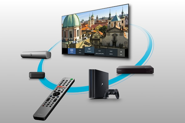 Điều khiển dễ dàng nhiều thiết bị bằng điều khiển từ xa thông minh