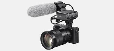 Ảnh của Máy ảnh ống kính E-mount α6400 sử dụng Cảm biến APS-C