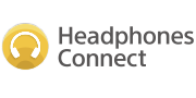 Logo ứng dụng Sony | Headphone Connect
