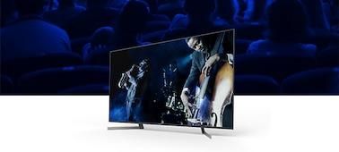 Ảnh của X95G | LED | 4K Ultra HD | HDR | Smart TV (TV Android)