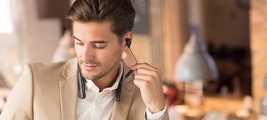 Ảnh của Tai nghe In-ear chống ồn không dây WI-1000XM2