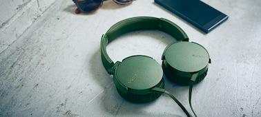 Ảnh của Tai nghe EXTRA BASS™ MDR-XB550AP