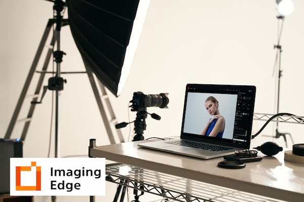 Chức năng Remote, Viewer và Edit của Imaging Edge™