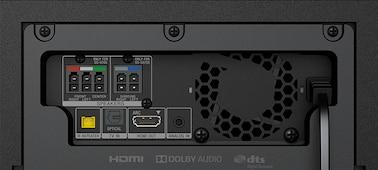 Ảnh của Hệ thống Loa thanh Home Cinema 5.1 kênh, tích hợp Bluetooth® | HT-S500RF