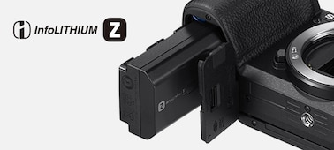 Ảnh của Máy ảnh APS-C E-mount cao cấp α6600