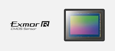 Hình ảnh cảm biến Exmor R CMOS full-frame