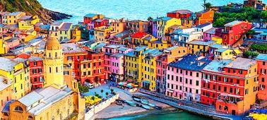 Hình ảnh các tòa nhà thể hiện chi tiết hình ảnh 4K với hơn 1 tỷ màu