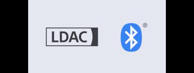 Logo LDAC và BLUETOOTH®