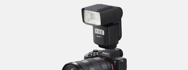 Để chụp ảnh flash linh hoạt tối đa