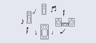 Ảnh của Hệ thống âm thanh công suất lớn V21D tích hợp công nghệ BLUETOOTH®