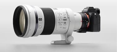 Ảnh của Máy ảnh full-frame 35 mm α7R III với tính năng tự động lấy nét