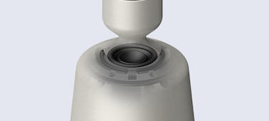 Ảnh của Glass Sound Speaker LSPX-S2