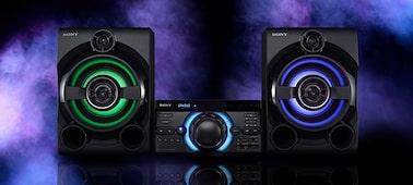 Ảnh của Hệ thống âm thanh công suất lớn M60D với DVD